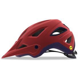 Giro Montara MIPS - Casque de vélo Femme - rouge